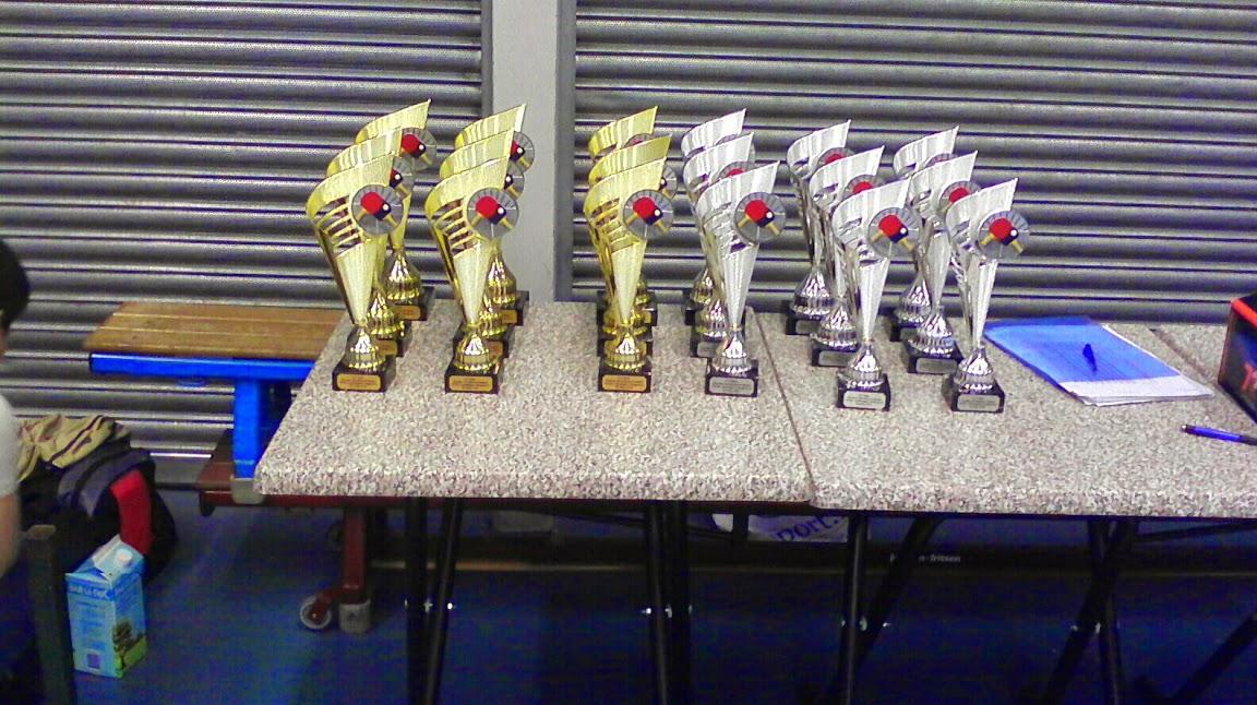 Xerxes Clubkampioenschappen
