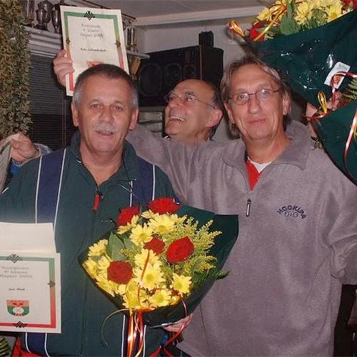 Kampioenen najaar 2005