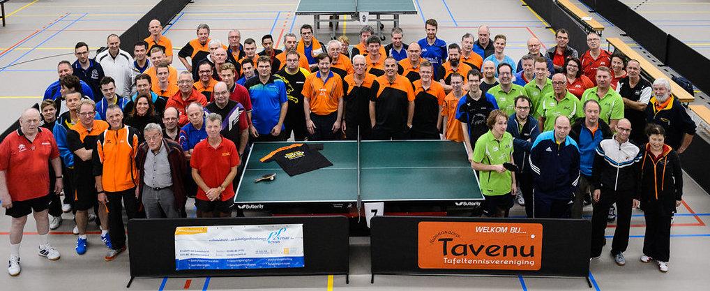 Foto's Tavenu toernooi