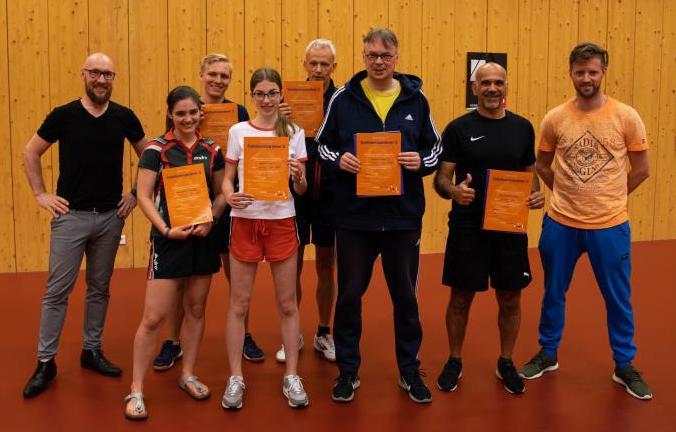 Trainer 2 diploma voor Jan Willem